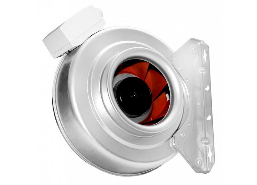 K sileo 100 XL, канальный вентилятор для круглых воздуховодов